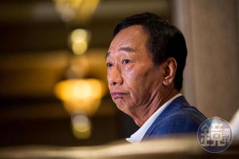 郭台銘從一開始打算「參選不退黨」,到最後成了「退黨不參選」,背後4大原因曝光。