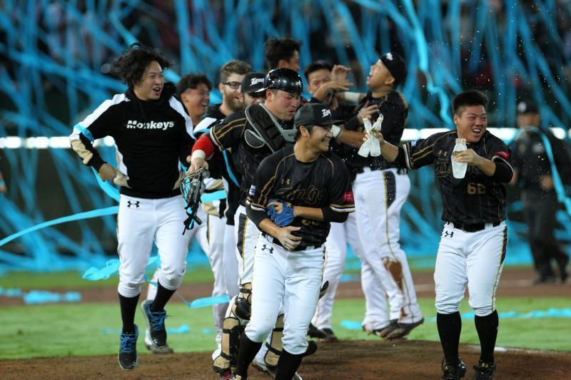 根據日媒報導,日本企業「樂天集團」預計將接手Lamigo球隊運作。(翻攝自Lamigo官網)
