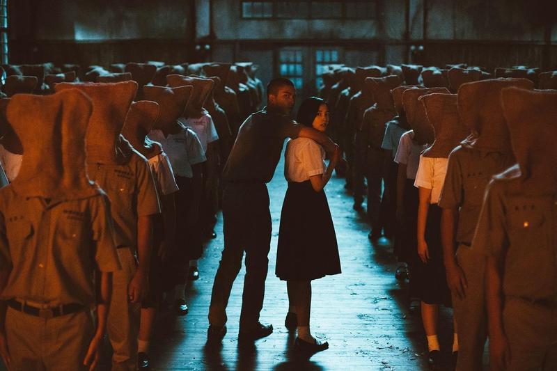 將熱門遊戲改拍成電影的《返校》,在驚悚之外傳達重要的訊息。(影一製作所提供)