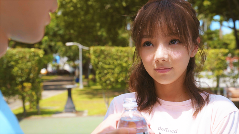 甯亞接演了人生第一部網路微劇《女孩要幹嘛》。(三立提供)