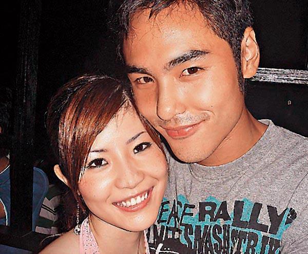 爆阮經天的性技好,size普通,是Joanna的成名作,沒想到這次換成孫瑩瑩的老公。(翻攝自微博)