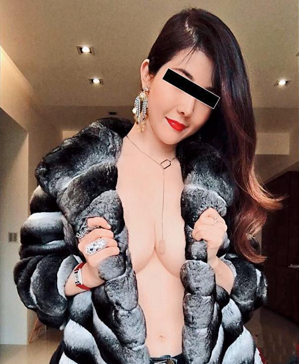 Joanna曾爆過阮經天的性器與性癖,作風非常嗆辣。(翻攝自Joanna臉書)