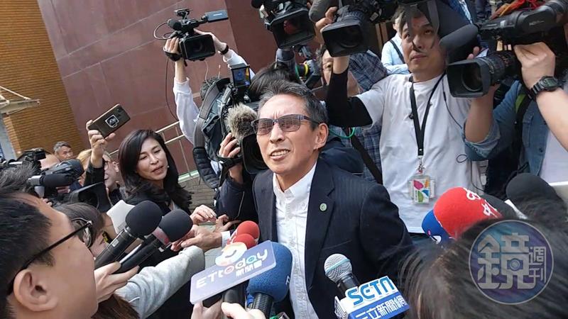 台北地院昨日下午繼續開庭審理,據悉鈕承澤以7位數的調解金與被害人和解。