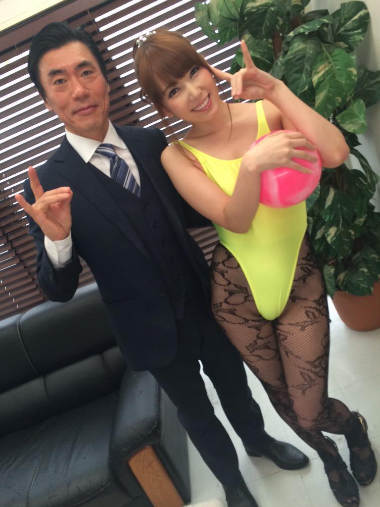 田淵正浩曾與波多野結衣合作多次。(網路圖片)
