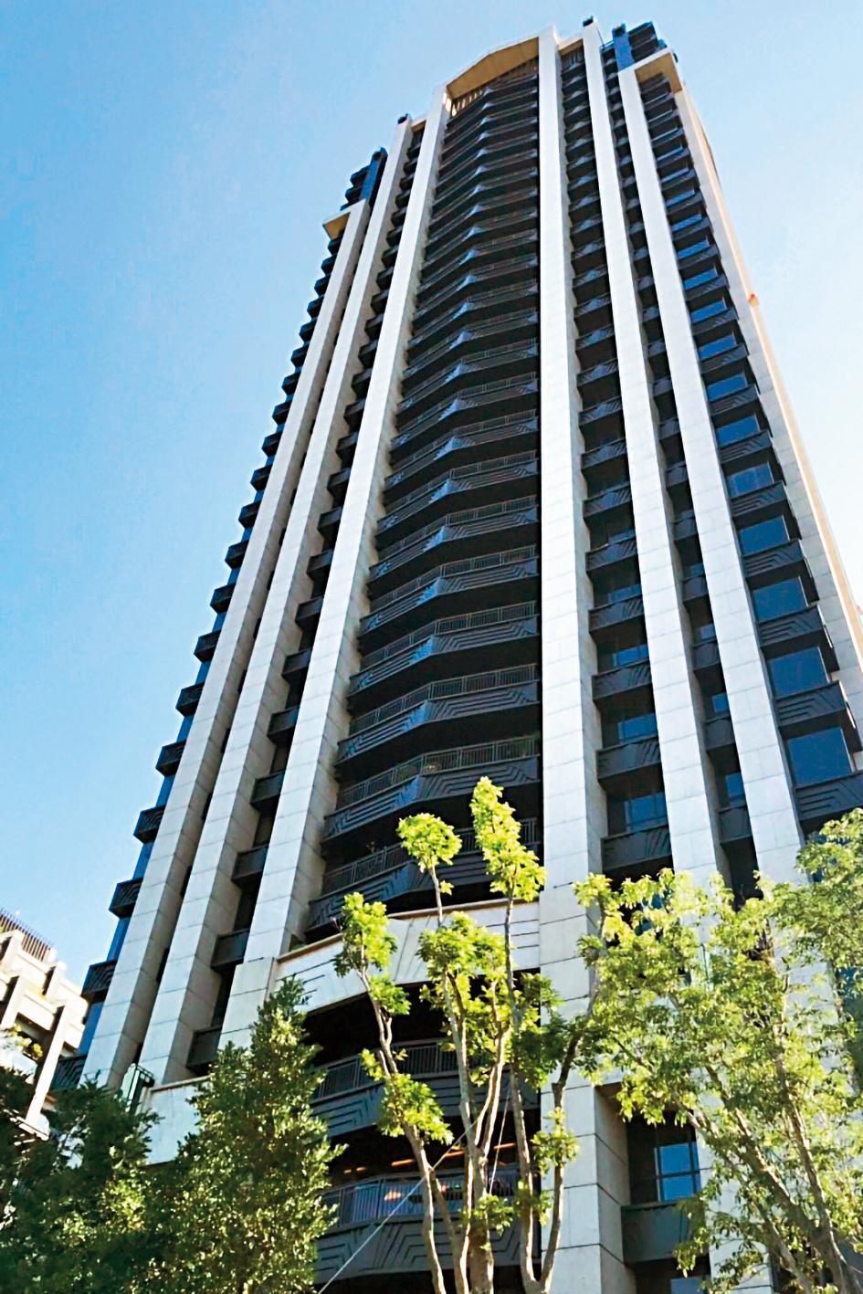 林俊傑買下內湖豪宅「長虹天璽」的二十五樓,是內湖地標型豪宅,林瑞陽、張庭夫妻也是鄰居。(翻攝自創意家行銷)