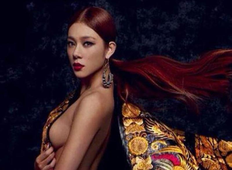 37歲的大陸女演員趙雅淇多才多藝,星路卻走得不順暢,直到當了中國羽球名將林丹的小三才被廣為人知。(翻攝自網路)