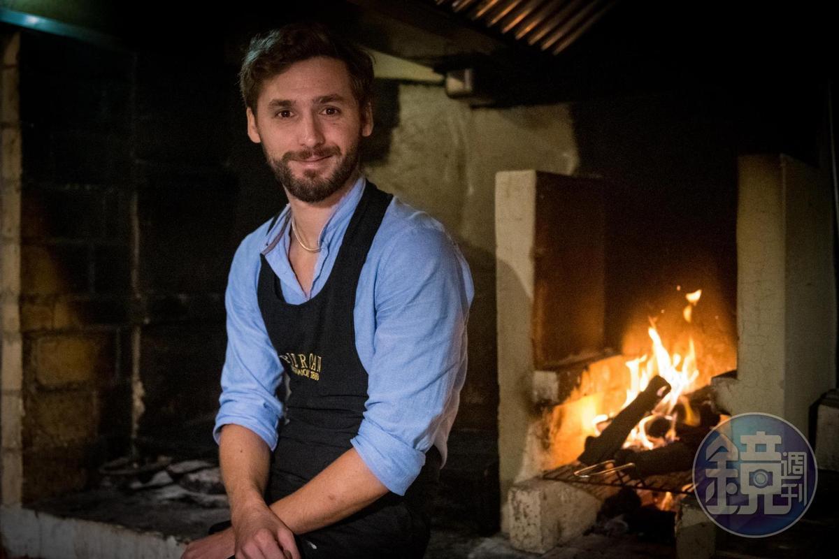 主理人Andrea Trevisan 8年前來台與父親一同經營3間義大利餐廳。