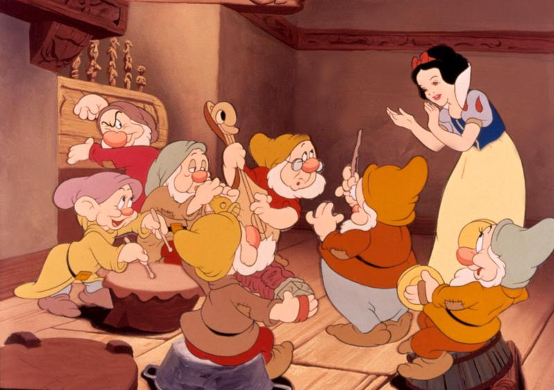 迪士尼最經典的動畫《白雪公主》將要拍成真人電影,目前已進入選角階段。(翻攝自網路)