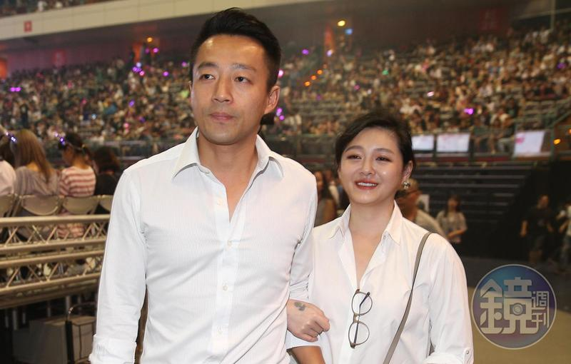 大S(右)把汪小菲的母親張蘭打點得很好,所以婆媳關係才沒像外界想得那麼緊張。