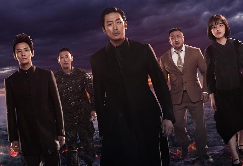 《與神同行:最終審判》延續前作高人氣,去年在韓國寫下雙千萬觀影人次紀錄。(采昌提供)