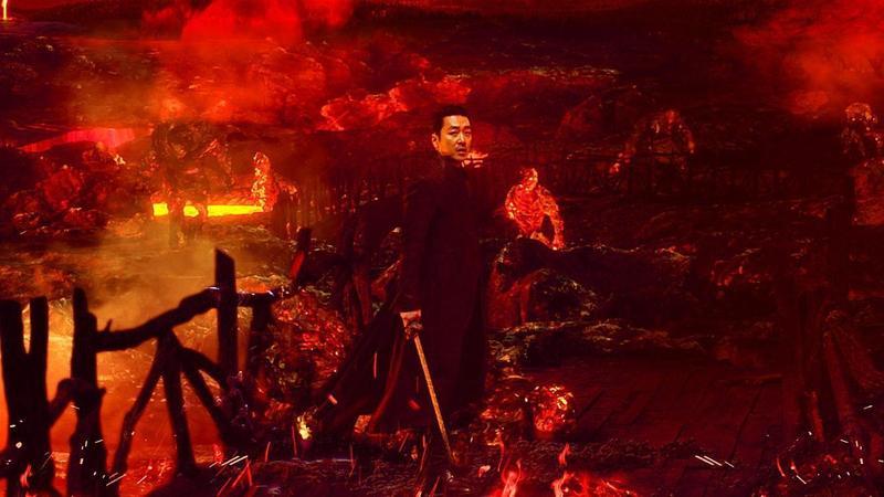《與神同行》《與神同行:最終審判》斥資韓幣410億元製作,監製元東淵以激將法成功說服樂天集團出資。(采昌提供)