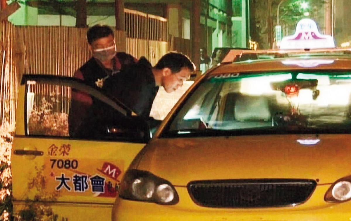 台南計程車司機當街遭割喉殺害,震驚社會。(東森新聞提供)