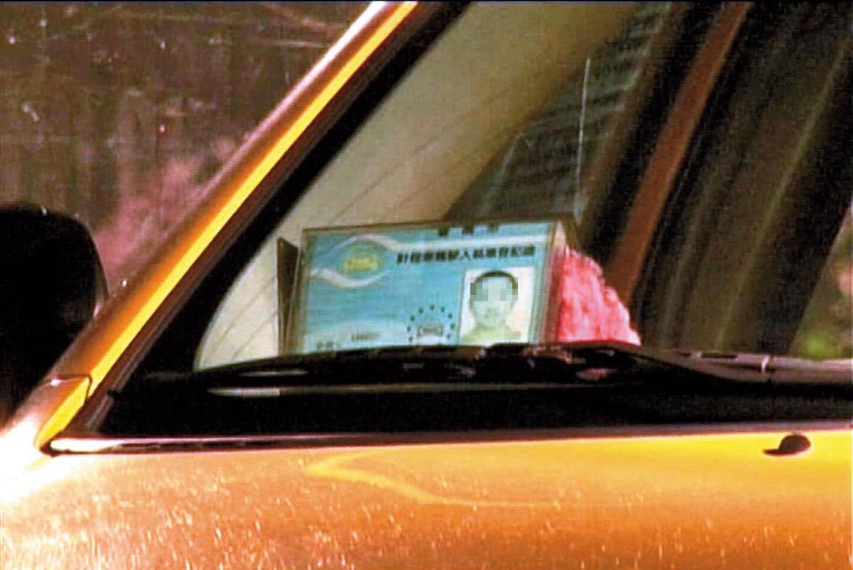 計程車司機方明田在平安夜載客,不料卻遭遇死劫。(東森新聞提供)