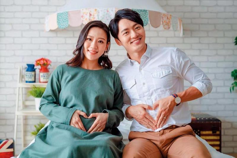 馬俊麟是兩個小孩的爸,過去也常與太太曬愛的合照。(翻攝自馬俊麟臉書)