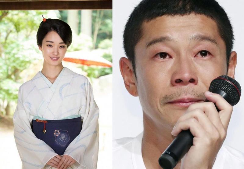 日本女星剛力彩芽搭上身價800億富豪男友後很多工作都不想接下,日媒推測她打算急流勇退當少奶奶,不過兩人目前尚未結婚。(網路照片)