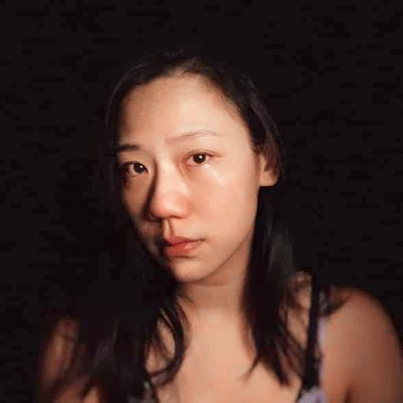 上月初,馬俊麟妻子將臉書大頭照換成哭泣照,引來諸多揣測。(翻攝自梁敏婷臉書)