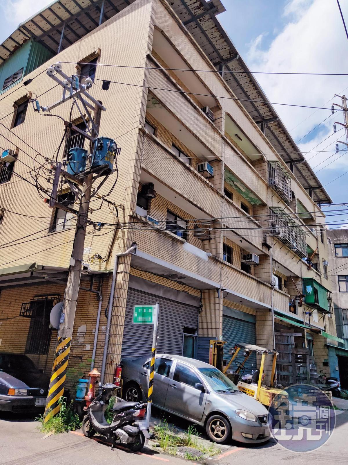 台灣身心障礙人協會在新北市中和的地址,完全不像庇護工場。