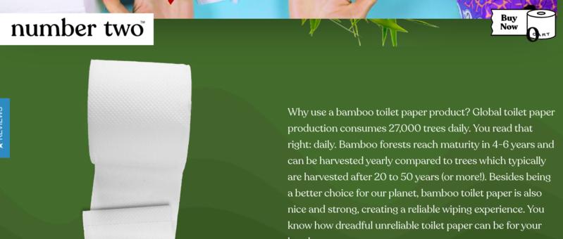 原本沉悶的衛生紙市場,近年掀起新創環保風。(東方IC)