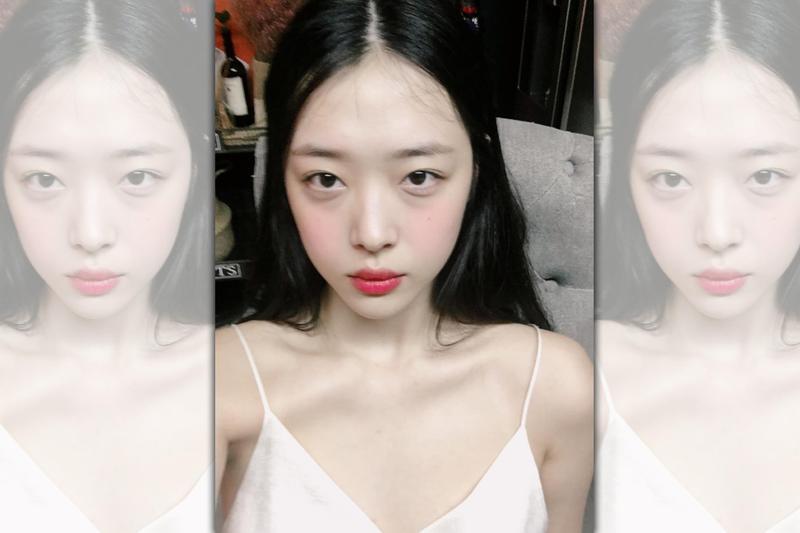 韓星雪莉上吊自殺,得年25歲。(翻攝自雪莉IG)