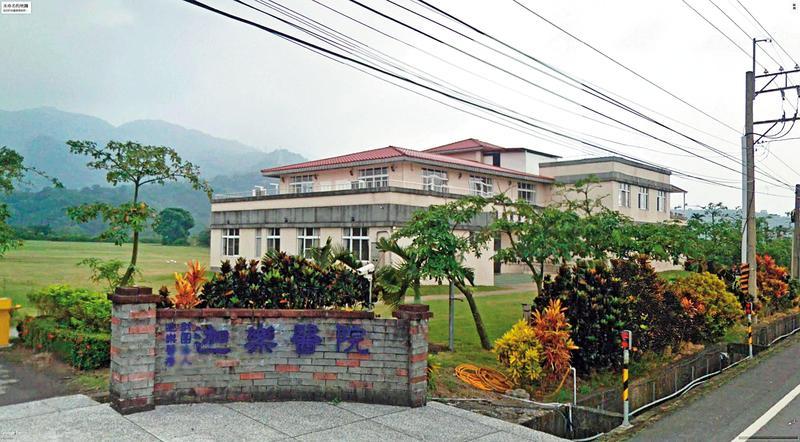 遭投訴涉嫌詐保的屏東迦樂醫院,是一間精神專科醫院。(翻攝自Google Map)