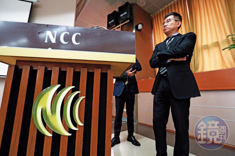 NCC介入系統業者、頻道商的糾紛時,只能運用公權力維持一個壟斷性市場短暫的和平。