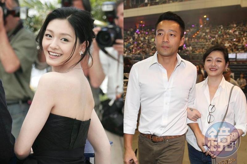 大S老公汪小菲轉發老婆13年前的舊照(左圖/翻攝自微博)有感而發。