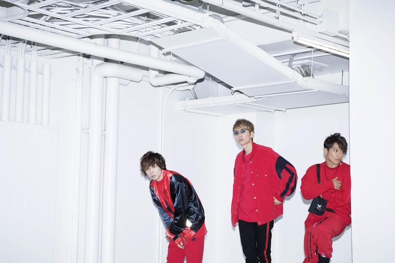w-inds.將2020年第一場活動獻給台灣粉絲。(G MUSIC亞洲旋風提供)