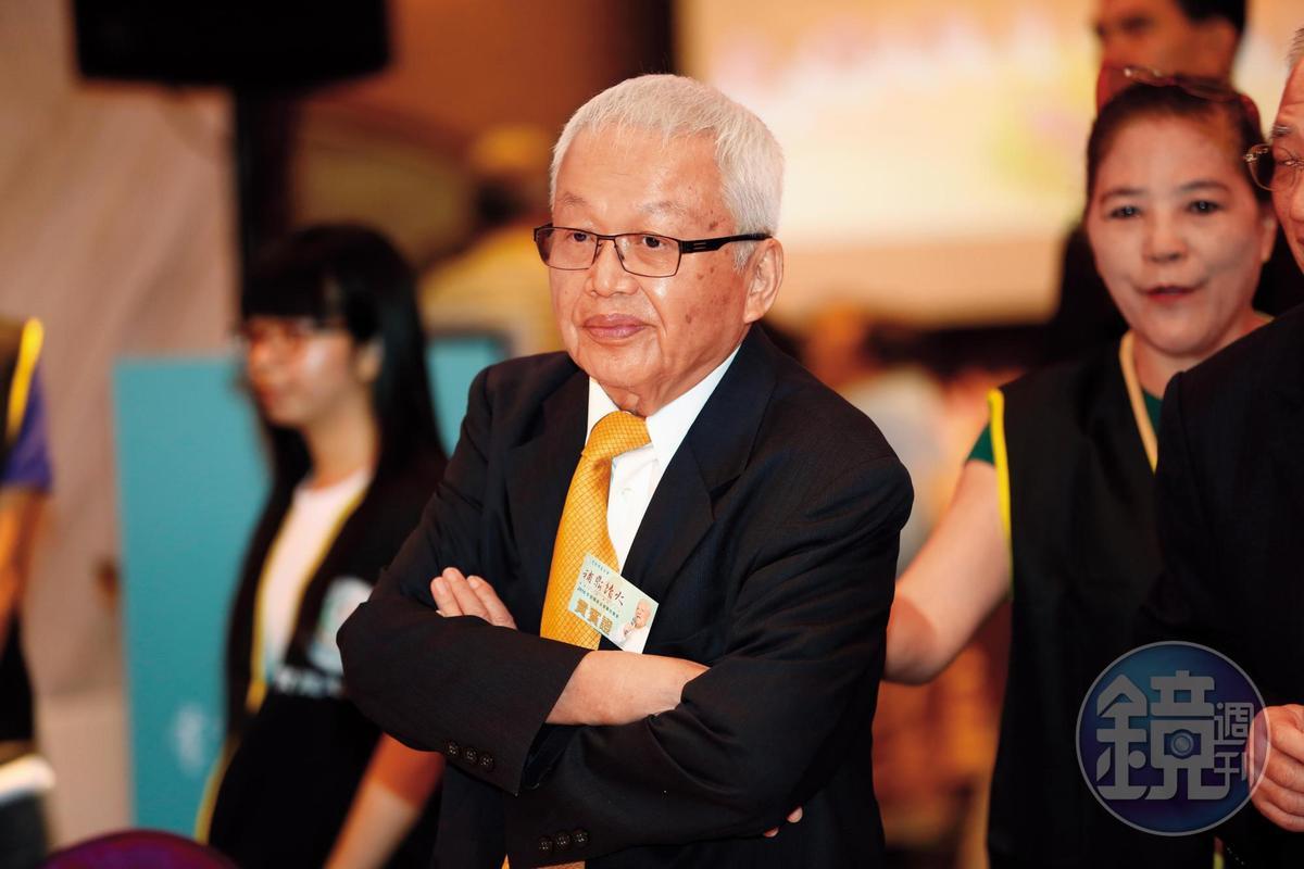 劉泰英曾任國民黨投管會主委,控有國民黨千億元黨產。