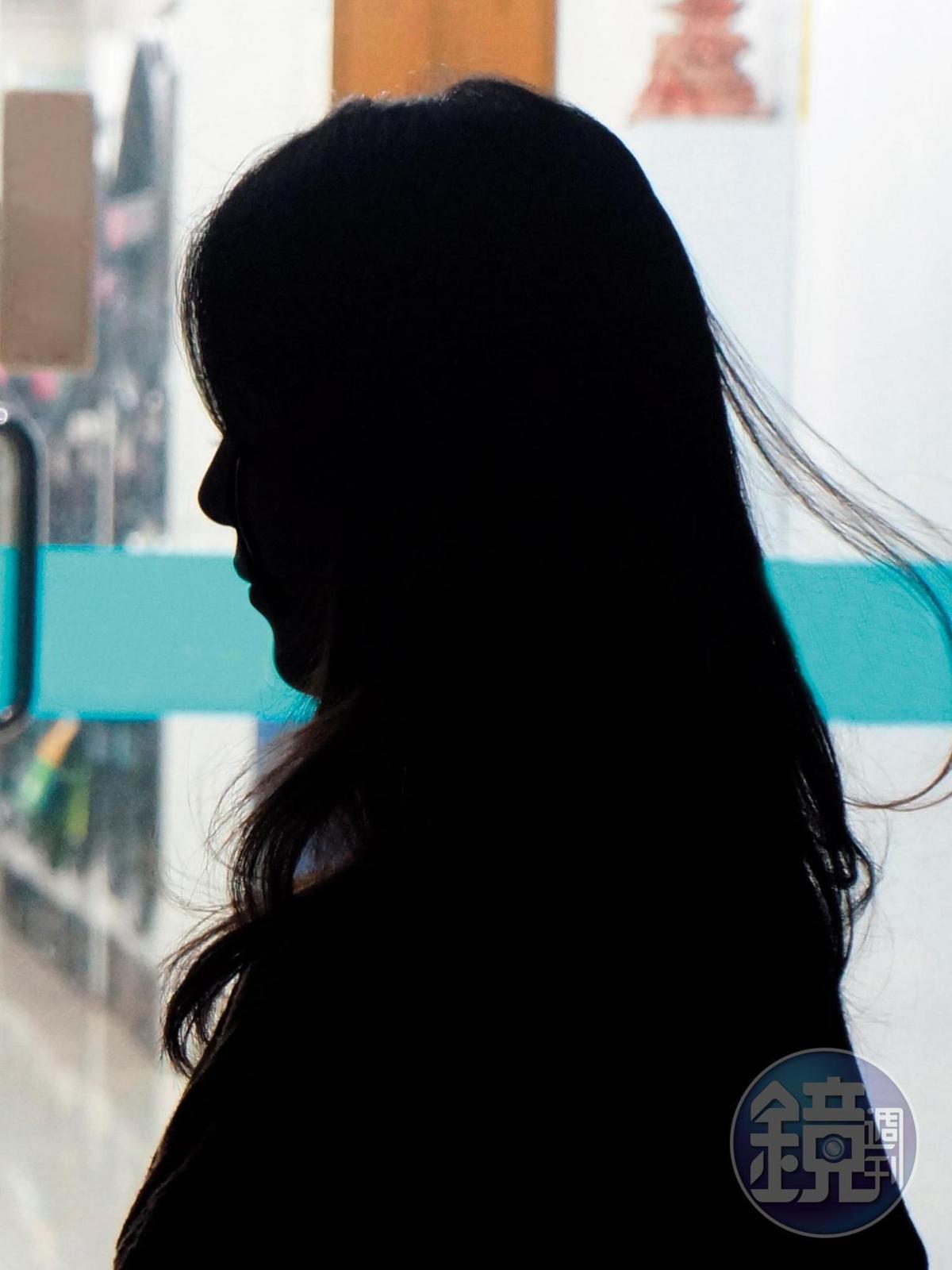 房東陳小姐(圖)指控胡嘉嘉霸屋不還,態度還很惡劣。