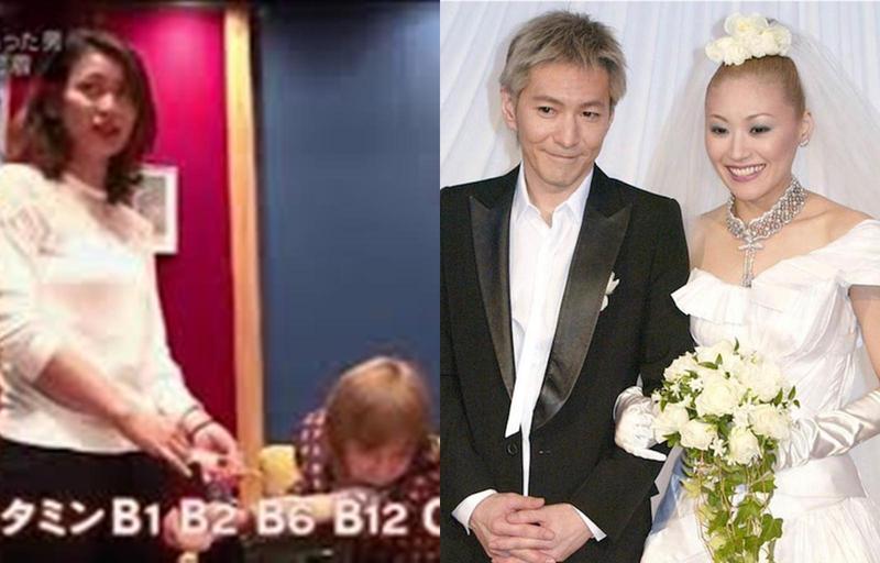 根據《週刊文春》最新一期爆料,小室哲哉不倫護理師(左),今年初正式向老婆KEIKO(右)提出離婚申請。(翻攝自網路)