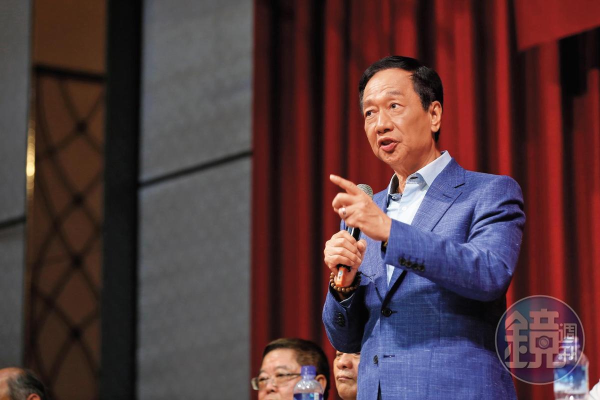 鴻海名譽遭損心疼大發飆 郭董為廣州廠怒開7小時會議