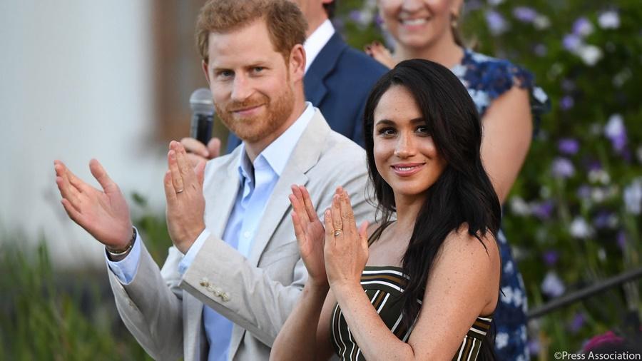 怕梅根成為第二個黛安娜 哈利王子想舉家搬到非洲
