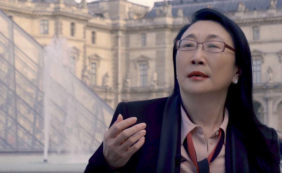宏達電打造蒙娜麗莎VR 王雪紅:超越人類的文明