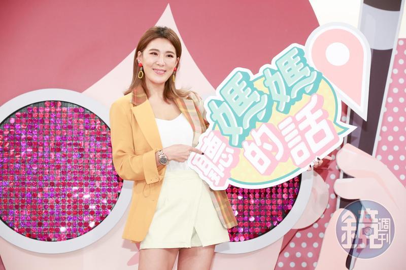 小禎透露會離婚除了女兒首肯,也因為看到賈靜雯的愛情故事。