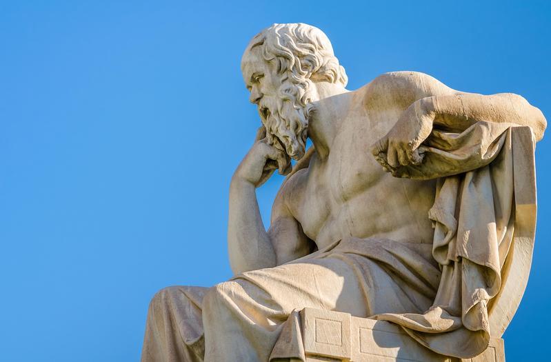 雖然可以推理得出「蘇格拉底總有一死」,但是真的推理得出「蘇格拉底頭上有長角」嗎?這集帶領大家看看什麼是有效的論證,而無效的論證又有什麼問題。