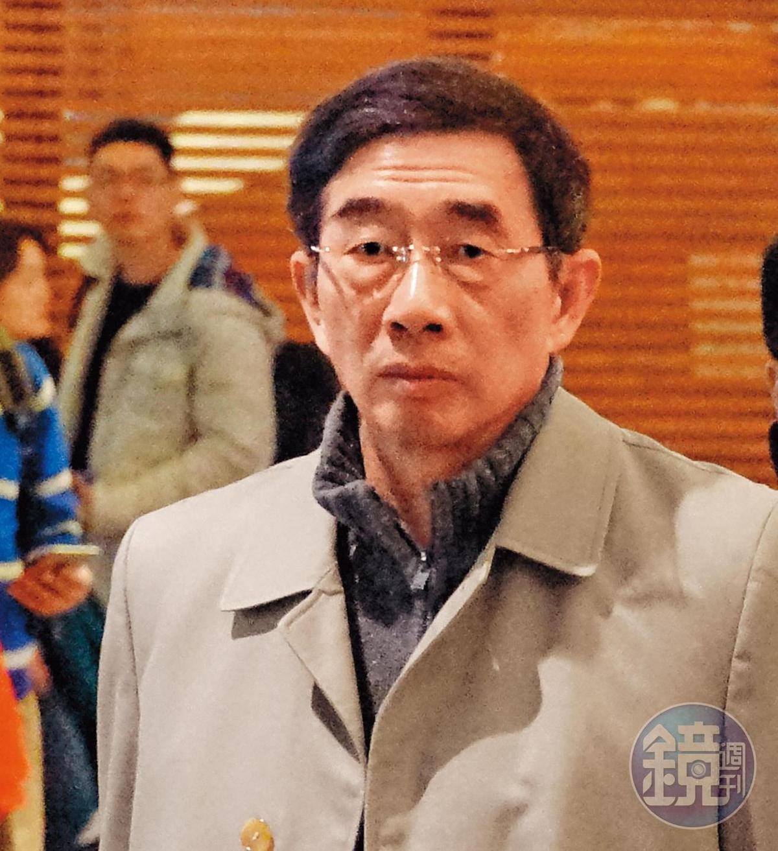張榮發長子張國華(圖)堅持維護父親專業經理人治理。