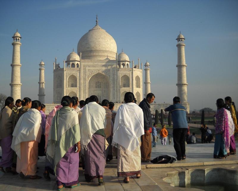 倪良瑋定時定額買基金超過15年,人生第1檔基金投資印度單一國家,紀律扣款至今。(翻攝自維基百科 作者為Fowler&fowler)