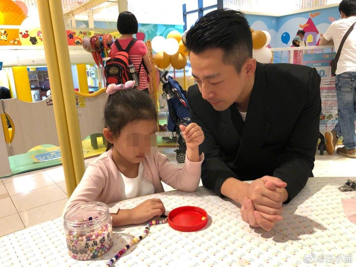 汪小菲在台生活近10年,但他似乎還沒對這敞開心胸。(翻攝微博)