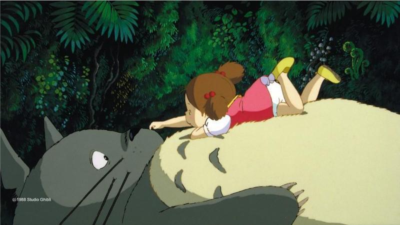 田中榮子擔任《龍貓》製作人期間,派動畫師協助大友克洋,業界戲稱「貓的幫助」。(金馬執委會提供)