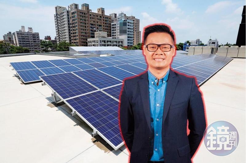 楊大業以舉辦免費理財講座的方式,誘騙學員借錢投資太陽能發電廠。(翻攝富柏財顧事務所部落格)