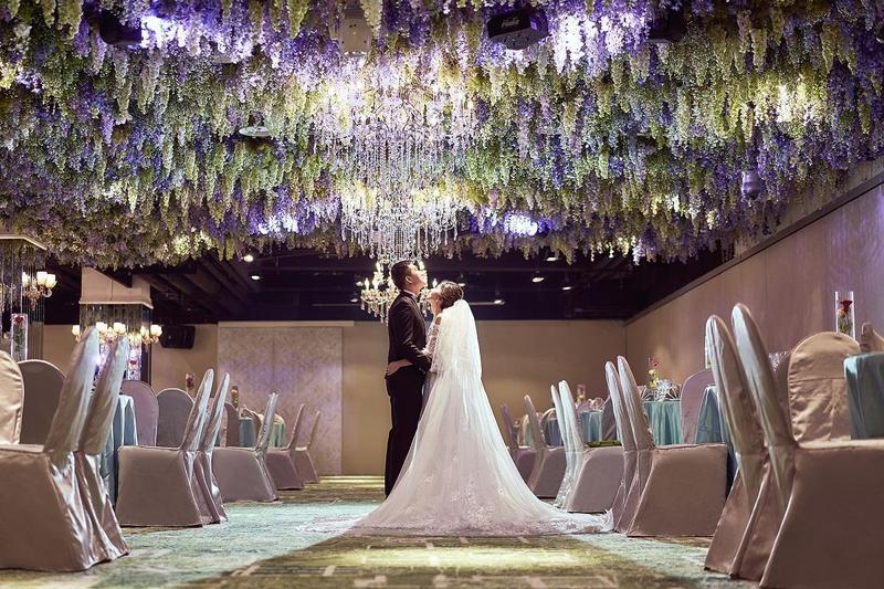 台北內湖的「88號樂章婚宴會館」推出雙11限時優惠活動。