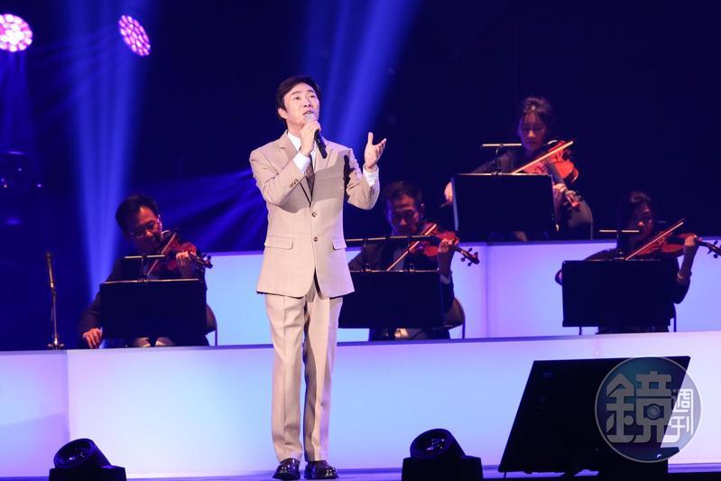 費玉清舉辦《2019告別演唱會》,之後將封麥歸於平淡的生活。