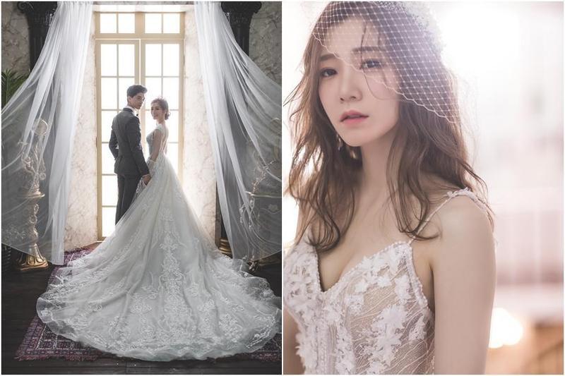 羅小白宣布明年1月5日與交往兩年多,大她13歲的io樂團前貝斯手Sho結婚。(上行娛樂提供)