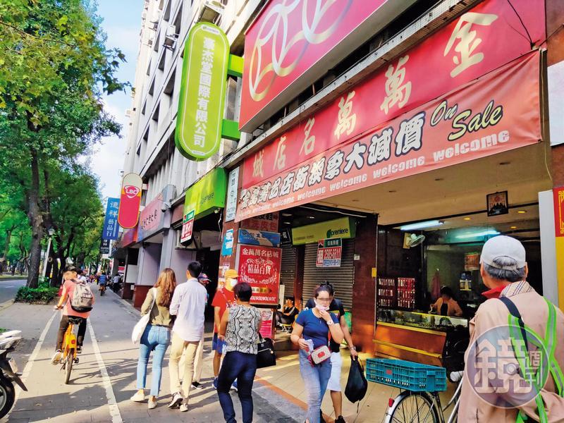 台北市晴光市場一帶是外籍移工聚集地,菲律賓吸金集團「麗瑟組」的據點就隱藏在此。