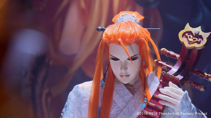 《Thunderbolt Fantasy 西幽玹歌》近期在日本上映。(星泰娛樂提供)