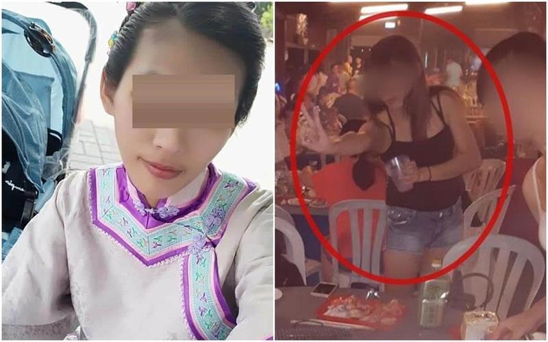 29歲陳姓女子被查出,除了在八大行業工作,由於長相清秀,今年4月還曾在本土劇中當臨演。(翻攝臉書/翻攝畫面)