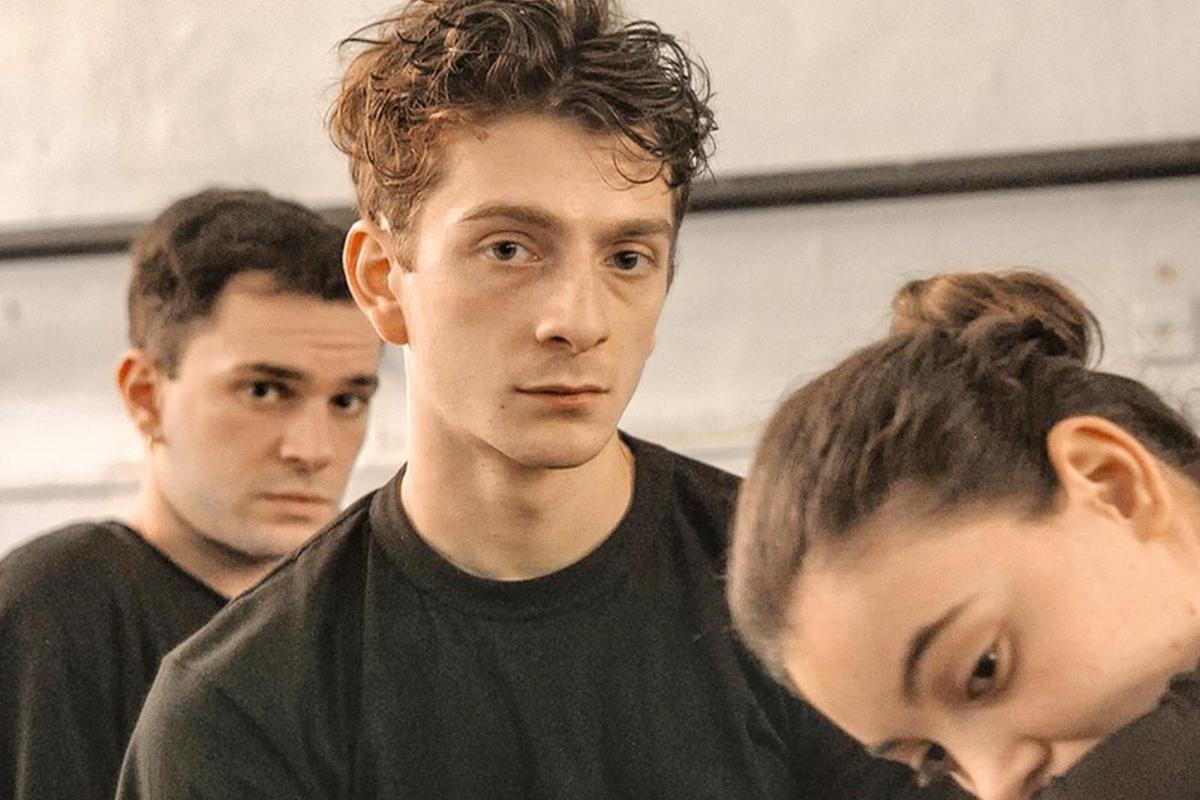 喬治亞舞者列凡喬巴克阿尼首次演出電影,就入圍歐洲電影獎最佳男主角。(海鵬)