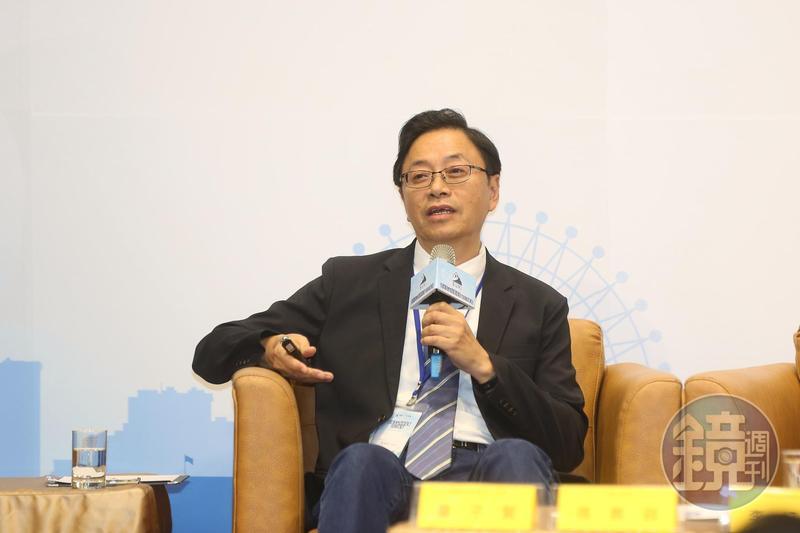 據媒體爆料,韓國瑜副手人選為無黨籍國政顧問團總召張善政。