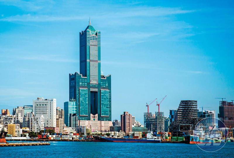 今年3月,海霸王以54億元拿下高雄85大樓多數產權。