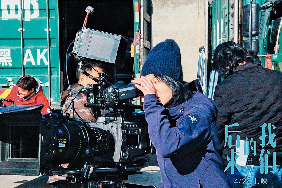 劉若英拍《後來的我們》時在攝氏零下30度的冰天雪地取景,但她現在卻笑稱「工作還比較輕鬆。」(東方IC)